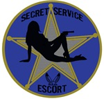 ESCORT BADGE
