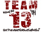 TEAM FRIDAY THE 13TH