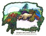 Dragon Fairy Centaur, Fantasy Art Gifts