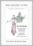 Christ Centered Christian Christmas Card Art