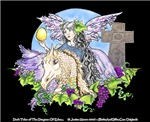 Legend of the Seeker World Fairy Eve Fantasy Art