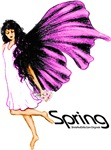 Spring Fairy, Fantasy Picture Products, Girl Gifts