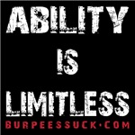 ABILITY IS LIMITLESS