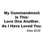 Jesus & the Bible: Love One Another