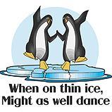 When On Tin Ice