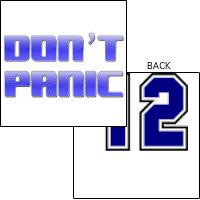 Don't Panic II / 42
