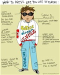 How To Dress Like You Live In Europe