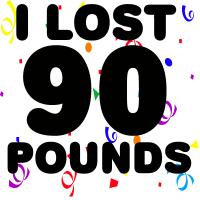 I Lost 90 Pounds!