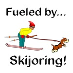 Fueled by Skijoring