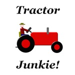 Red Tractor Junkie