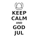 Keep Calm God Jul