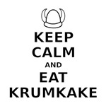 Keep Calm Eat Krumkake