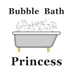 Bubble Bath Princess