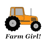 Farm Girl Tractor