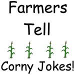 Farmers Tell Corny Jokes