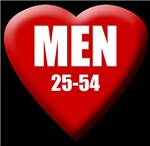 Men 25-54