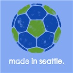 Made in Seattle. *Vintage*