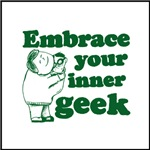 Embrace Your Inner Geek