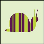Slow Movin Retro Snail