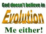 God Doesn't Believe -