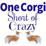 One Corgi Short of Crazy