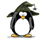 Witch penguin