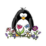 Garden penguin