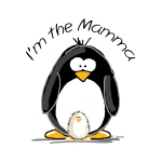I am the Mamma Penguin