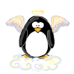 Angel Penguin