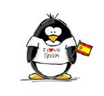 Spain Penguin