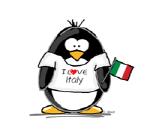 Italy Penguin