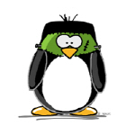 Frankenstein Penguin