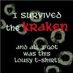 Survived the kraken