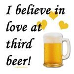 Love at third beer