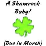 Shamrock baby