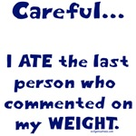 Weight comment