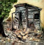 Art work of Doris Jacka