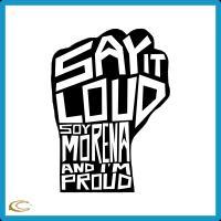 Say It Loud Morenas