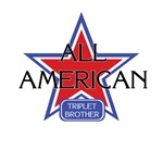 All American Triplet Brother