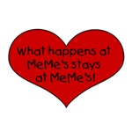 What happens at MeMe's