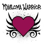 Myeloma Warrior Tattoo Shirts & Gifts