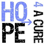 Hope 4 a Cure Esophageal Cancer T-Shirts & Gifts
