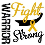 Appendix Cancer Warrior Fight Strong Shirts & Gift