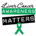 Liver Cancer Awareness Matters Shirts & Gifts