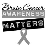 Brain Cancer Awareness Matters Shirts &amp; Gifts