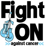 Fight On Against Prostate Cancer Shirts