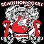 Remission Rocks Oral Cancer Shirts