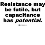 Resistance may be futile