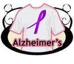 Alzheimer's Disease Shirts and Apparel