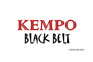 Kempo Black Belt